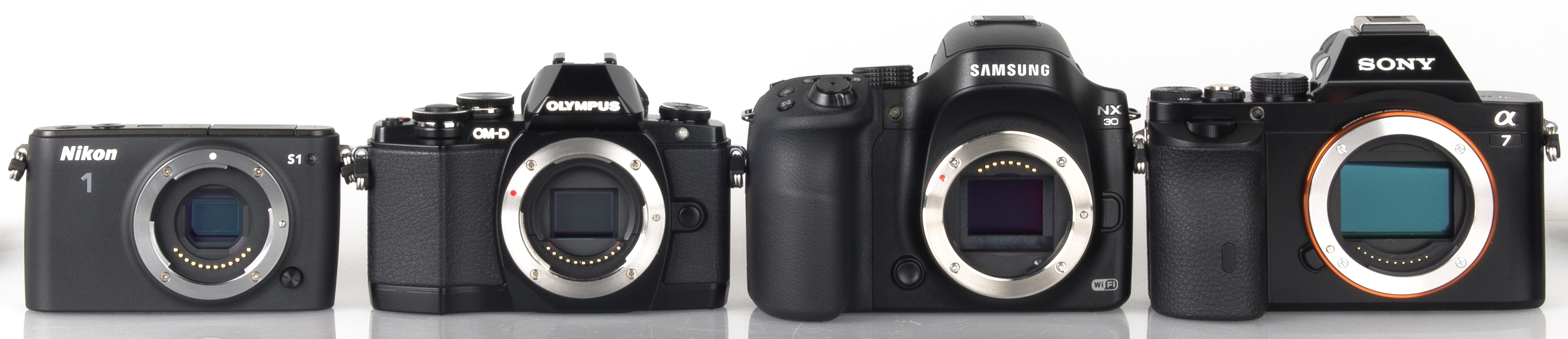 nikon-1-micro-four-thirds-aps-c-full-frame-sensor-size-comparison