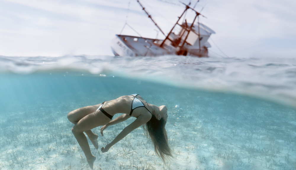 Underwater photography by elena kalis ilovehatephotography bahamas girl12 publicscrutiny Image collections