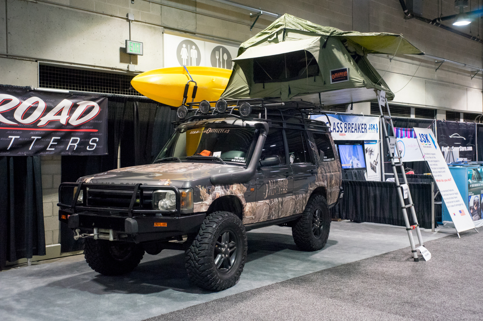 land rover c&ing tent & land rover camping tent   ilovehatephotography