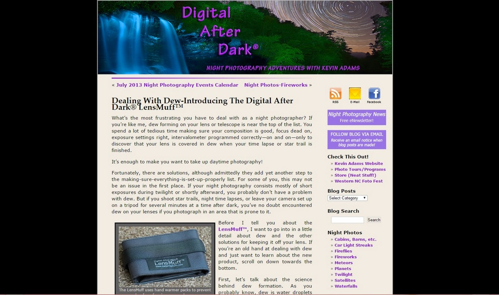 dealing with dew - iLHP