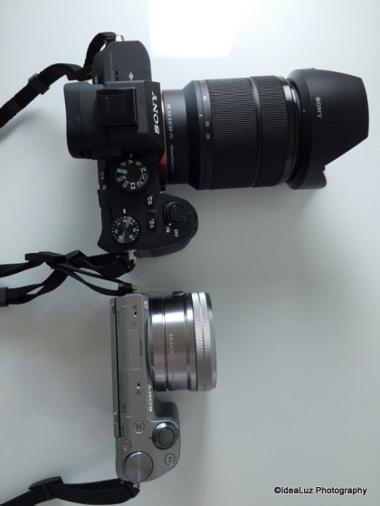 Sony A7mII review iLHP