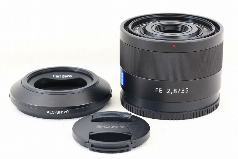 zeiss 35mm f:2.8 sonnar lens