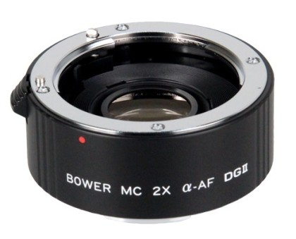 Bower SX4DGS 2x Teleconverter for Sony