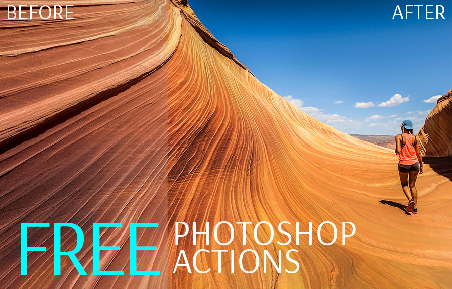 Free Photoshop Actions to Enhance Your Photography (Guest